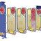 evaporatore a piastre / di processo / per concentrazione di liquidi / per latticini