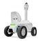 robot di soveglianza mobile