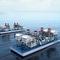 centrale elettrica a girante / galleggianteSIEMENS Power Genereration