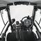 spazzatrice uomo a bordo / con motore a combustione / da esterno