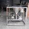 miscelatore a rotore-statore / su linea / liquido/solido / sottovuoto