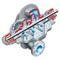 pompa per gas / ad acqua / per olio / a comando idraulicoUZDLFLOWSERVE