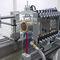 linea di estrusione per tubi / per granulazione / per PVC / con raffreddamento ad acqua