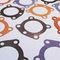 guarnizione piatta / in poliuretano / in acciaio / in acciaio inossidabile