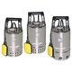 pompa per acque reflue / elettrica / sommersa / centrifuga