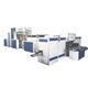 macchina per la produzione di sacchi in plastica / automatica