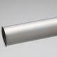 tubo rigido in acciaio / con flangia