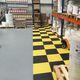 mattonella di pavimentazione per magazzino / ad uso industriale / per piastrelle