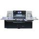 macchina da taglio di carta / con ghigliottina / per lavori pesanti / ISO