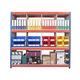 scaffalatura picking / portadocumenti / per scatole / regolabile