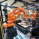 cella robotizzata di pallettizzazione / di carico / di depallettizzazione / pick and place