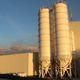 silo a fondo conico / saldato / con estrattore / con agitatore