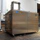 impianto di lavaggio ad ultrasuoni / automatico / per applicazioni pesanti / a carico dall'alto