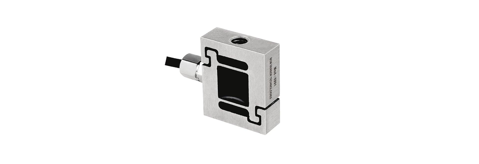 6991 Trasduttori di forza compatti di tipo S con protezione da sovraccarico