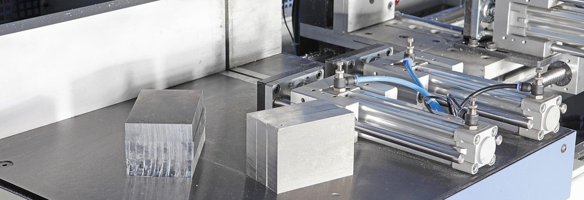 Affettatrice di Repeatitive di profilo di alluminio