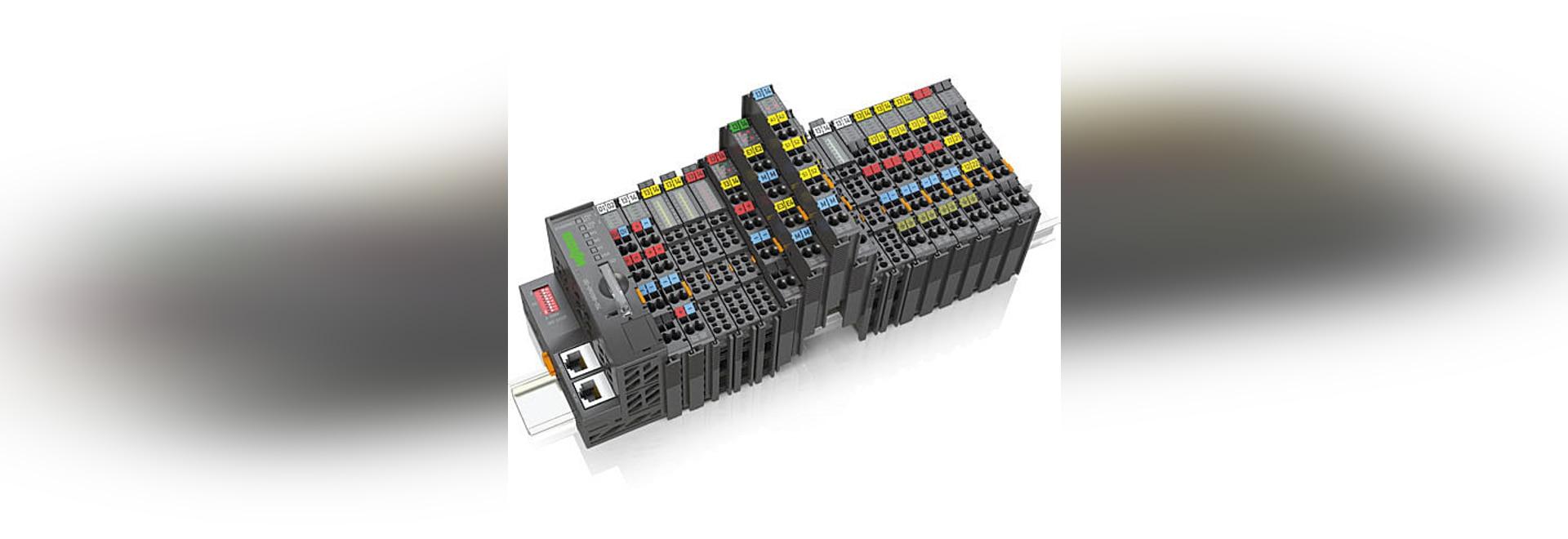 Automazione illimitata negli ambienti estremi il WAGO-I/O-SYSTEM 750 XTR