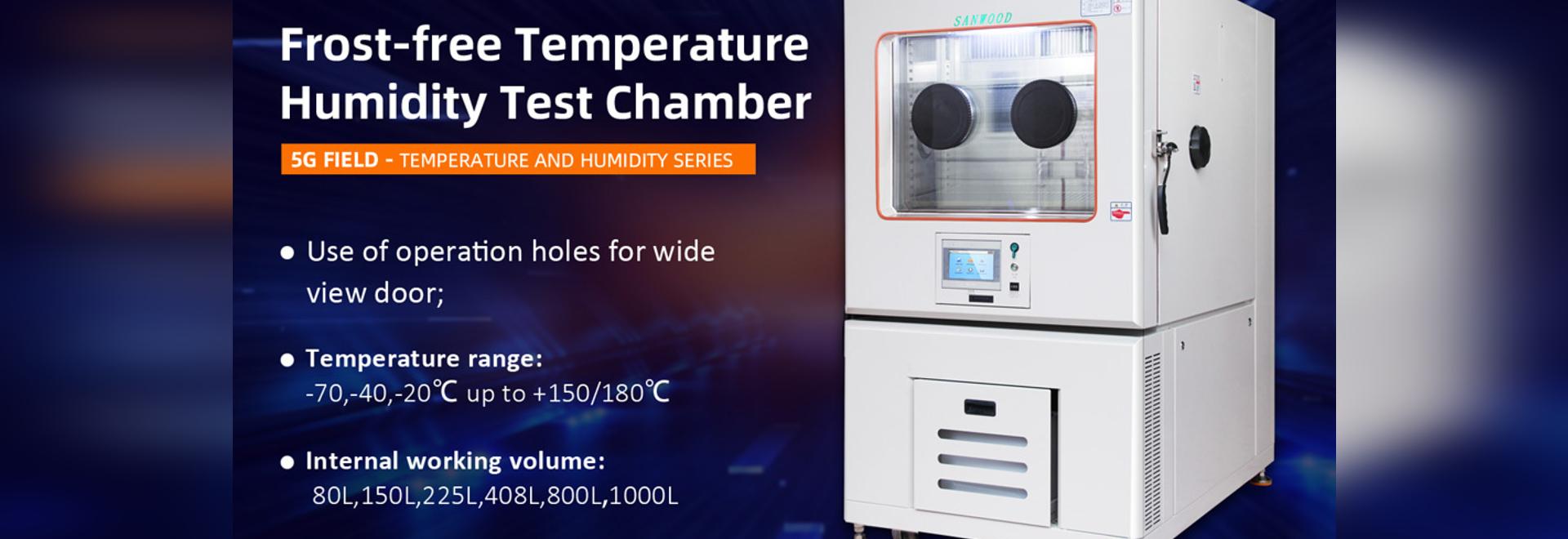 Camera antigelo online esente da gelo per alta e bassa temperatura soddisfano il funzionamento online