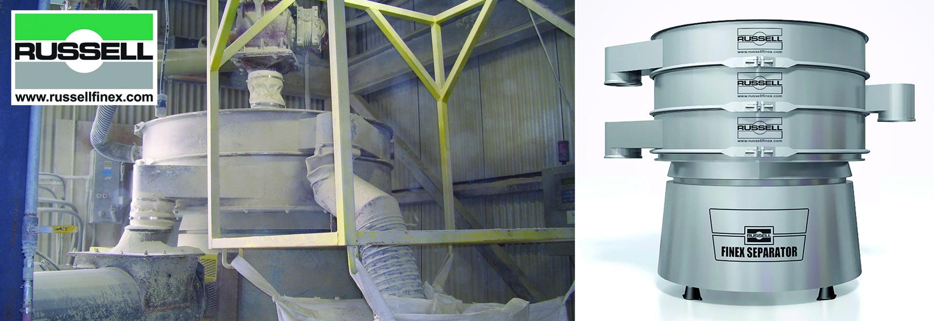 Classificazione dell'argilla e di altri minerali industriali