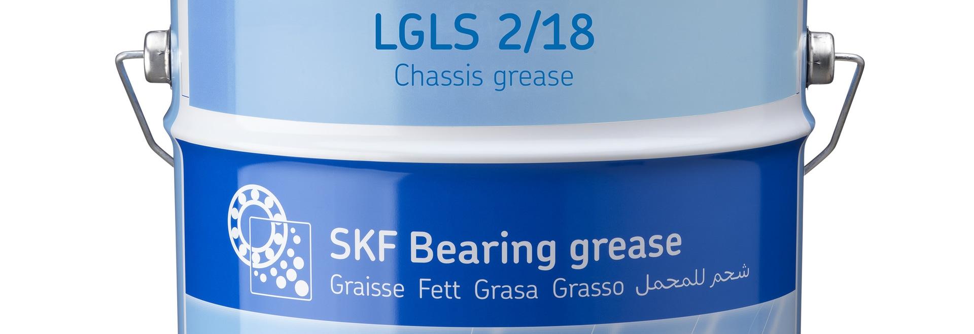 Grasso per telai LGLS 0