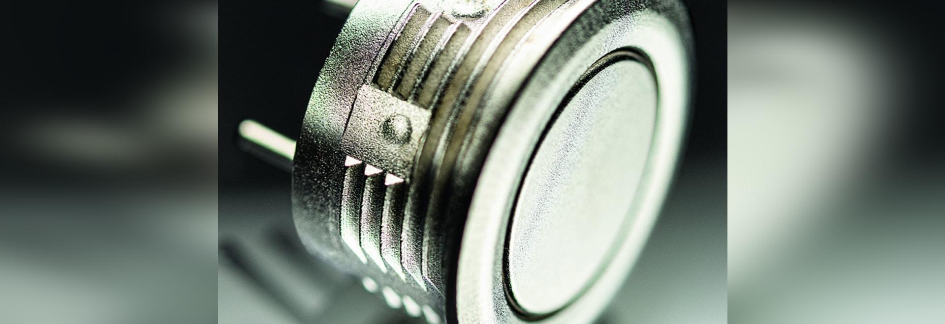 Interruttore di linea in metallo MCS 16