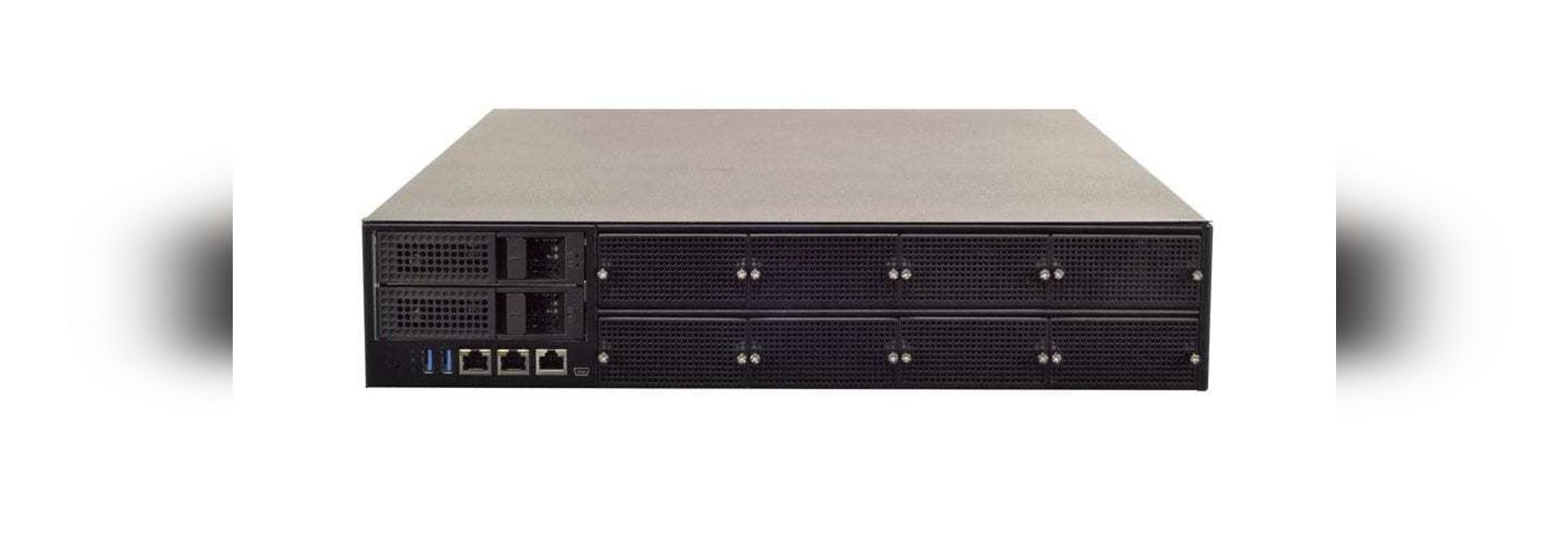 Lanner presenta l'apparecchio di rete NCA-6210 con montaggio a rack