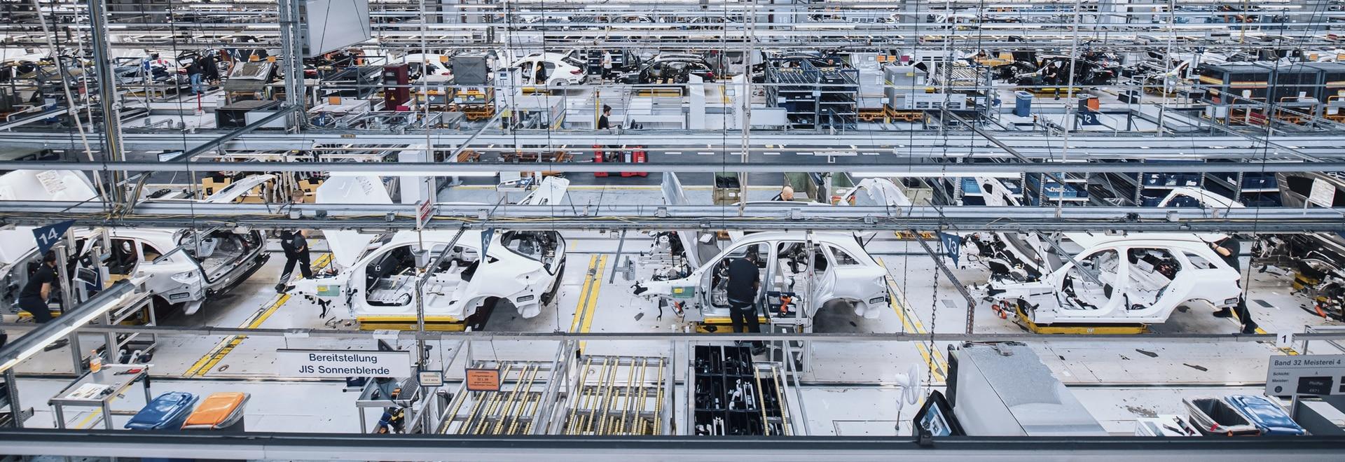 Mercedes inizia la produzione GLC a Brema