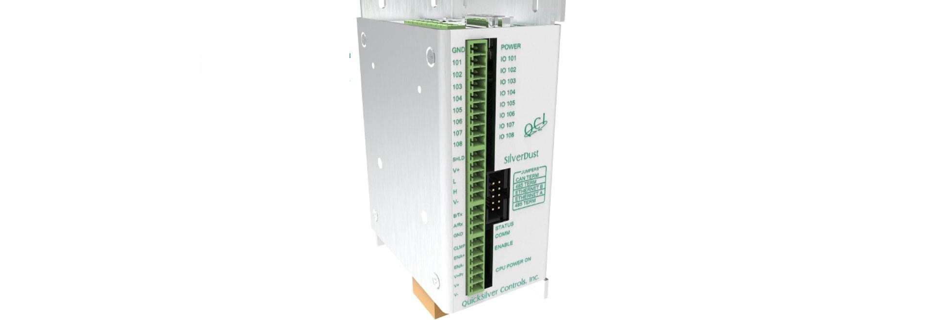 QuickSilver Controls offre il controllore QCI-D2-IGM