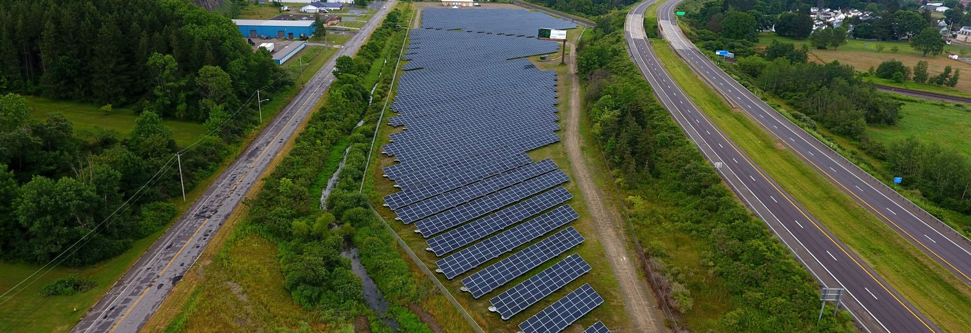 Recom completa l'impianto solare da 4,07 MW nello Stato di NY