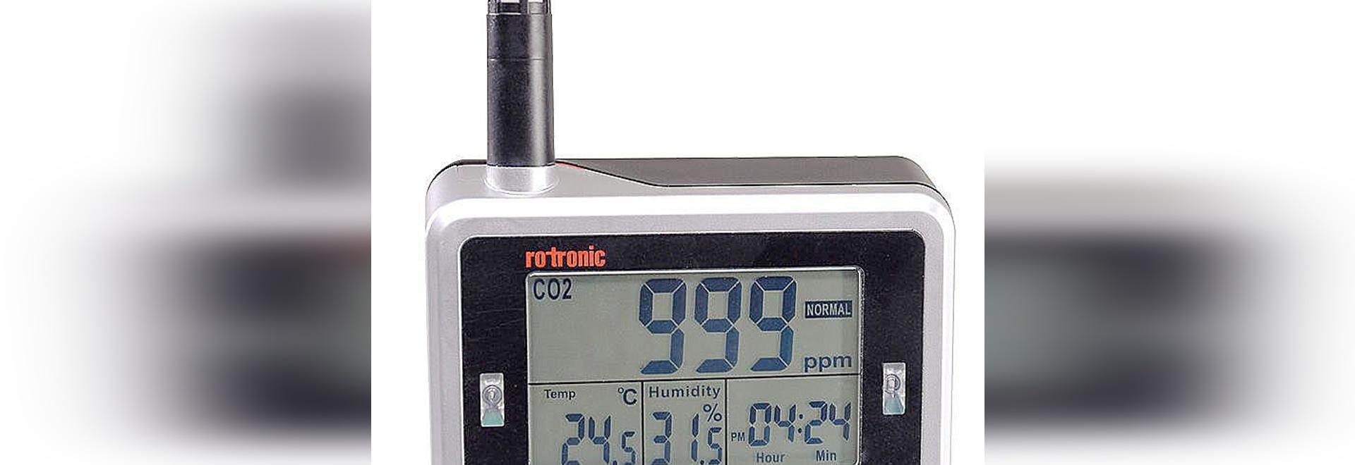 Rotronic CL11 - Strumento di misura da banco per il monitoraggio del clima in interni