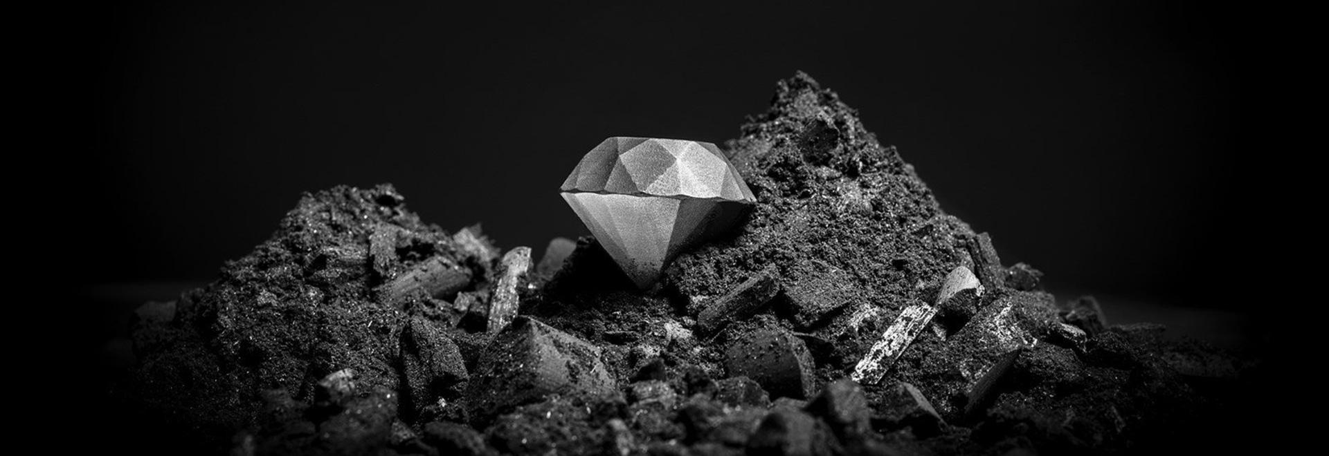 Sandvik crea il primo composito diamantato stampato in 3D
