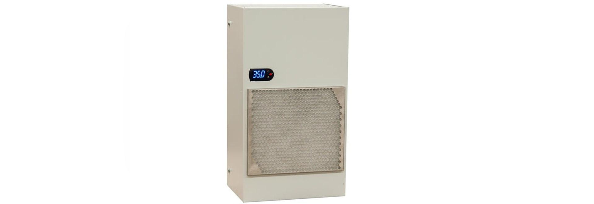 Seifert Systems presenta la serie SoliTherm ComPact di condizionatori d'aria per ambienti chiusi