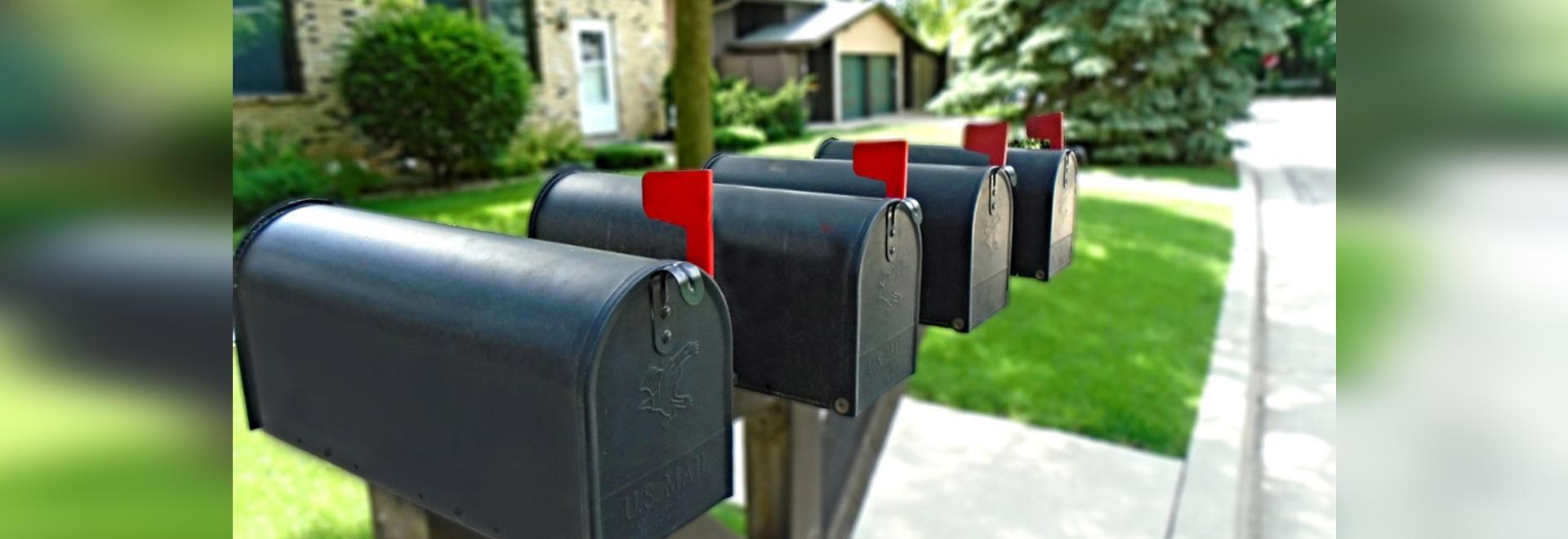 Servizio postale degli Stati Uniti per testare autocarri con guida autonoma