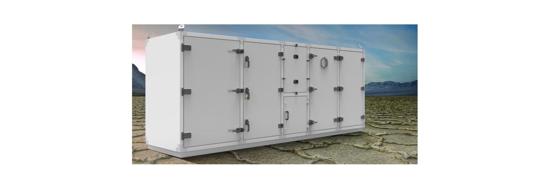 Soluzione di EMKA per il settore di HVAC