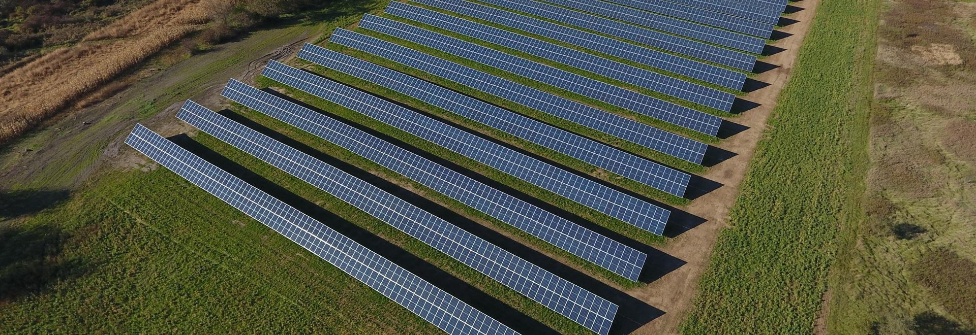 Successo solare dell'installazione nel Michigan