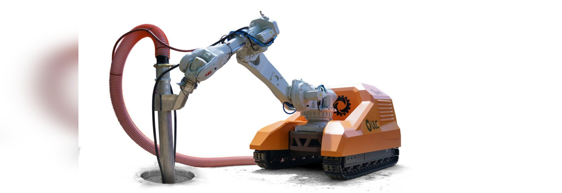 ULC Robotics, SGN per sviluppare un robot di scavo completamente elettrico
