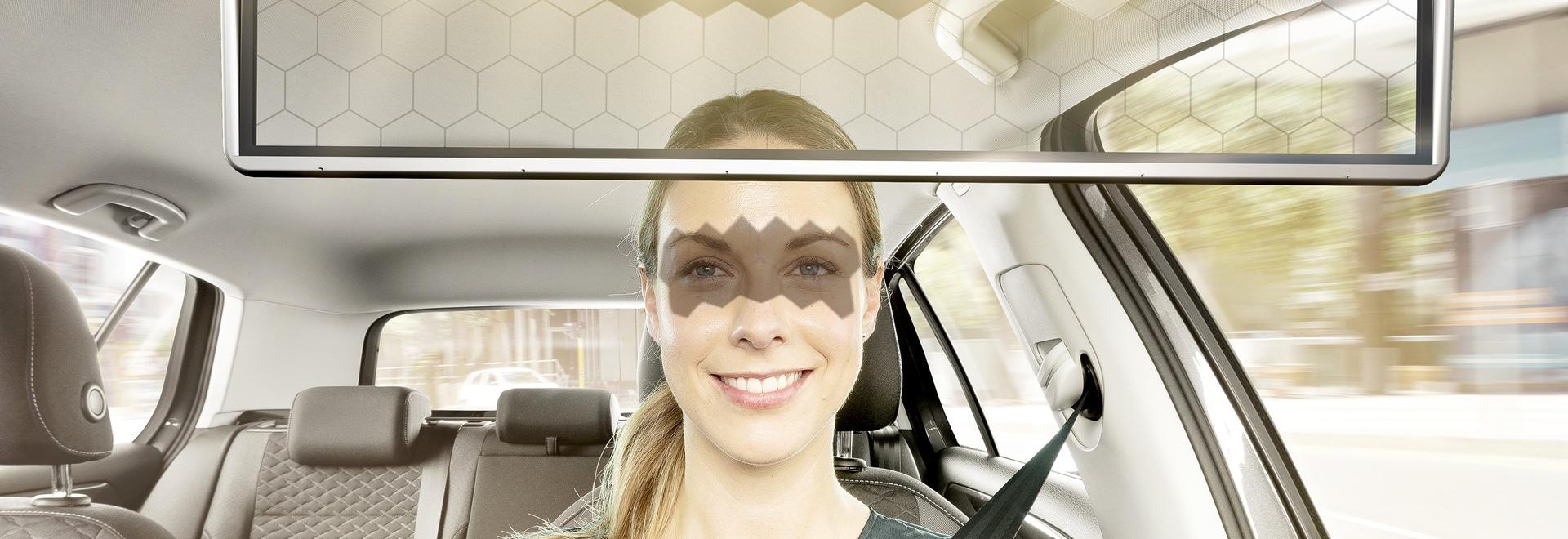 Il visore virtuale Bosch blocca dinamicamente il sole dai vostri occhi