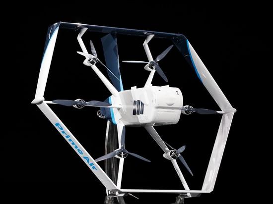 Un programma di droni che prende il volo