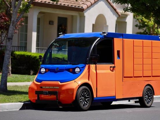 Boxbot lancia il sistema di consegna pacchi autoguidato dell'ultimo miglio
