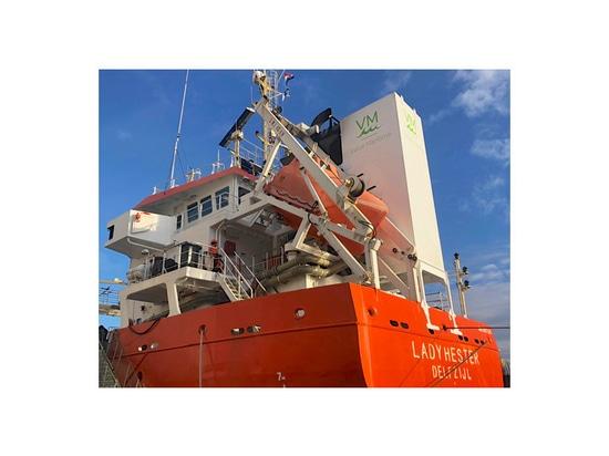 NORIS e Value Maritime - Una nuova partnership porta al successo del progetto pilota di scrubber