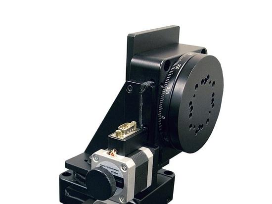 Fasi Pan-Tilt motorizzate OES ad alta risoluzione e ad alta risoluzione