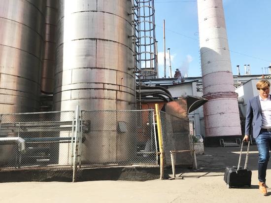 Markus Schalk della UWT visita diversi settori industriali