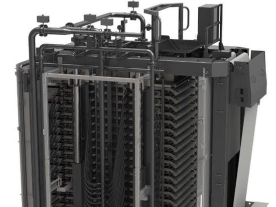 LAVARE LE ACQUE: Il filtro a pressione su due lati Outotec Larox addomestica i materiali difficili