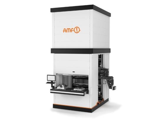 La nuova unità di carico dell'AMF combina numerose caratteristiche e vantaggi nel minor spazio possibile.