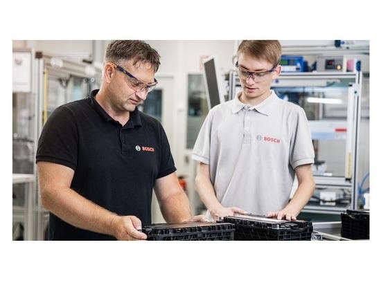 Bosch e CATL partner per la produzione di celle per batterie da 48 volt