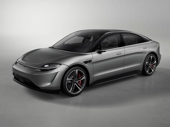 Sony presenta un prototipo di auto elettrica al CES di Las Vegas