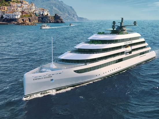 NORIMOS 3500 su super yacht Emerald Azzurra