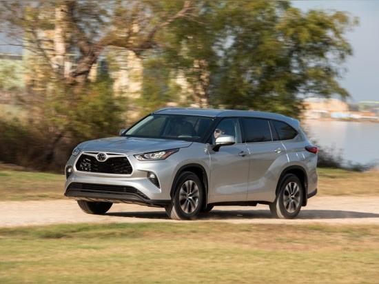 Lo stabilimento di Huntsville produce motori per veicoli Toyota popolari come la Toyota Highlander 2020