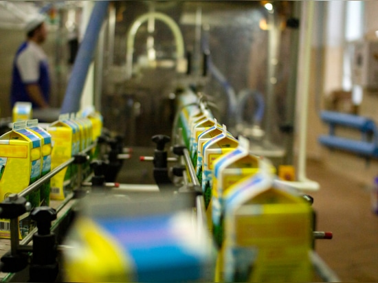Dati: Maggio mostra il primo aumento del numero di progetti di cibo pianificato Mfg