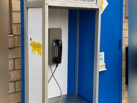 Il progetto telefonico anti-vandalo di J&R negli USA