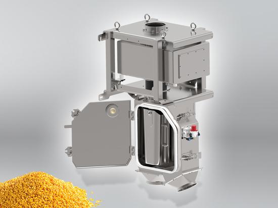 Il RAPID PRO-SENSE 6 di Sesotec è un separatore di metalli sviluppato tenendo conto delle sfide specifiche dei produttori di granulati, composti e masterbatch. (Immagine: Sesotec GmbH)